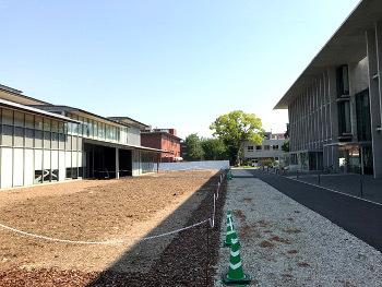 歴彩館と稲盛記念会館