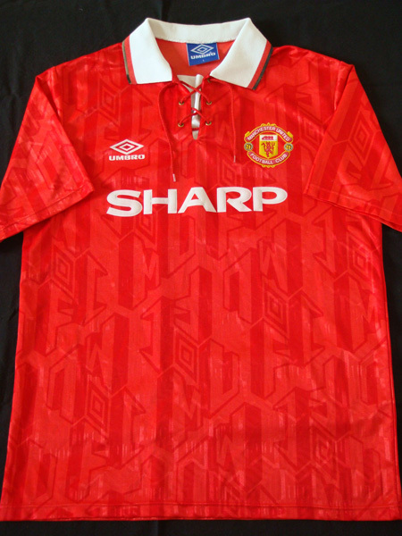 92/94 MANCHESTER UNITED (H)