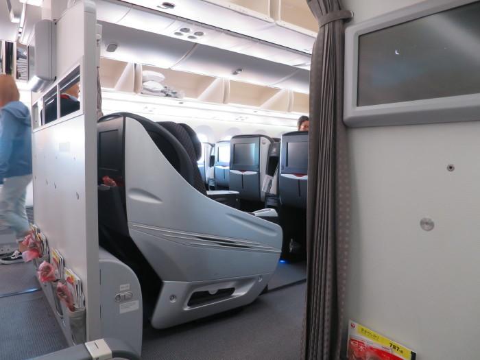 JAL 関西 B787