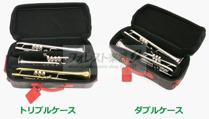 Bach バック トランペット用コンパクトギグバッグ