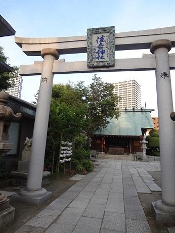 佃島住吉神社