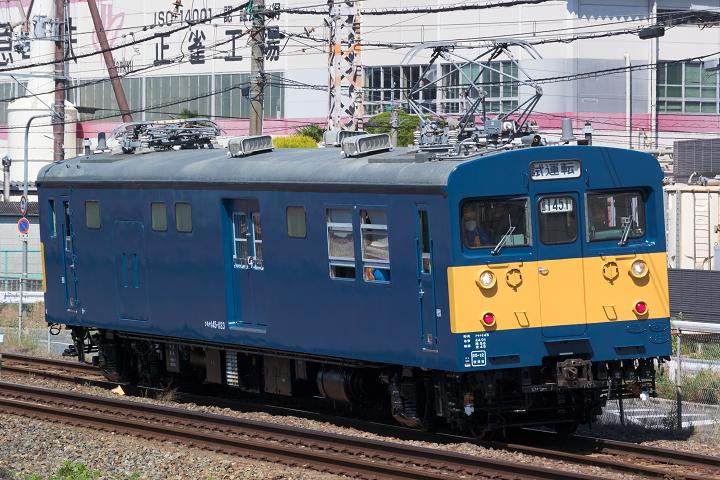 クモヤ145-762s