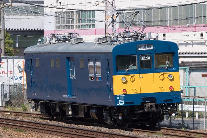 クモヤ145-769s