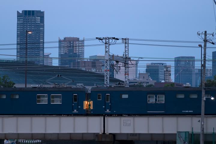 クモヤ145-821s
