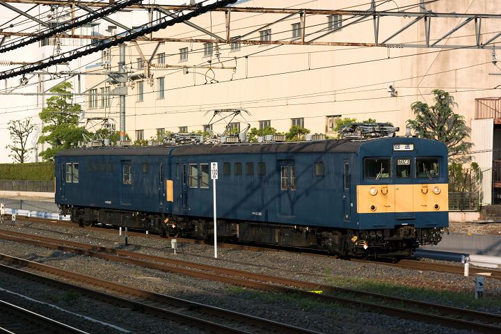 クモヤ145-824s