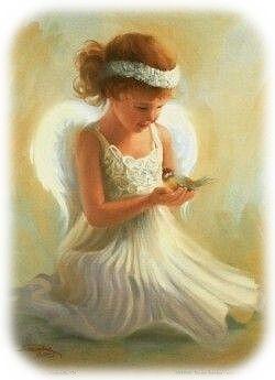 ことりさんと天使