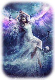 メッセージの天使