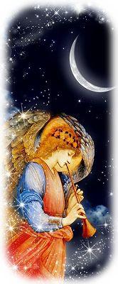 笛吹き天使1