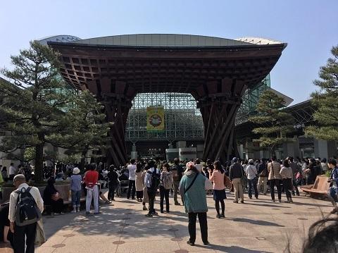 25金沢駅