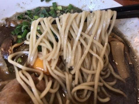 肉玉ブラック麺