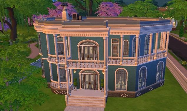 現在のリモニエ邸