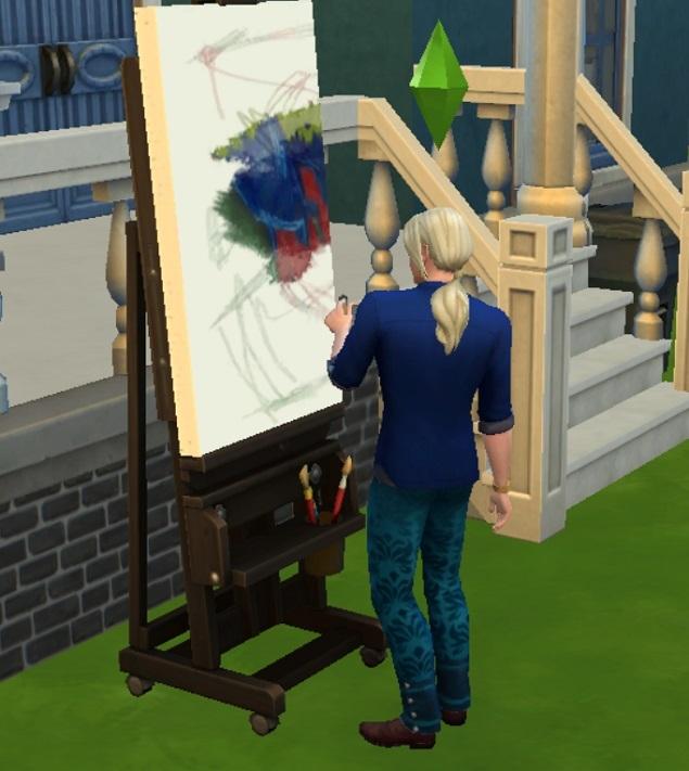 絵でも寄贈しましょうか2