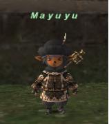 マユユになりあ