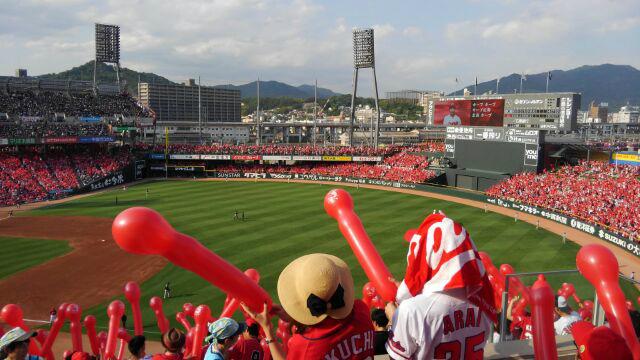 ss-野球観戦1