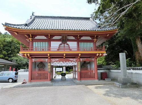 170708-札所2番極楽寺-1