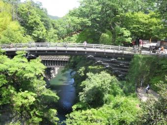 素晴らしい、建造物だ 猿橋170528