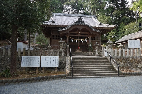 25渭伊神社