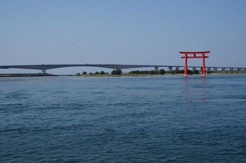 38浜名湖大橋・弁天島