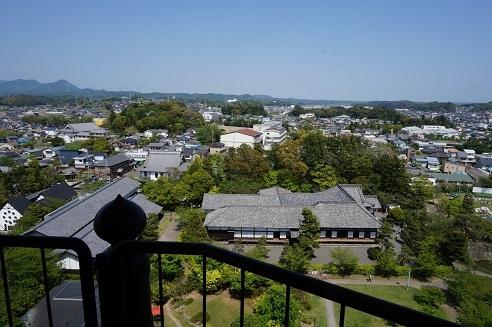 46掛川城2