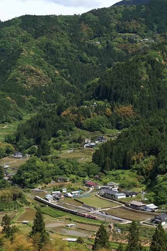 大田口 5400 風景