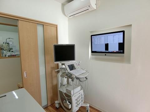 動物病院診察室1