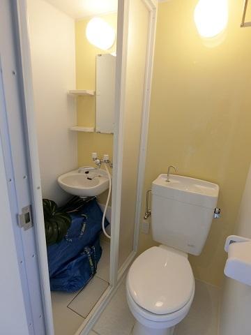 恵比寿102洗面トイレ