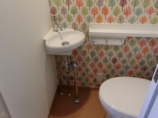 恵比寿206トイレ洗面