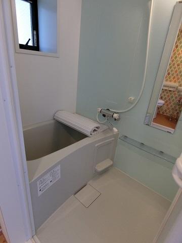 恵比寿206浴室