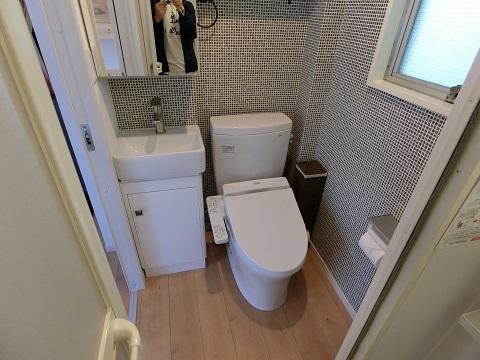 池尻トイレ洗面