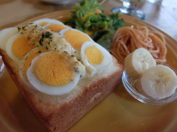 大人のマヨタマトースト