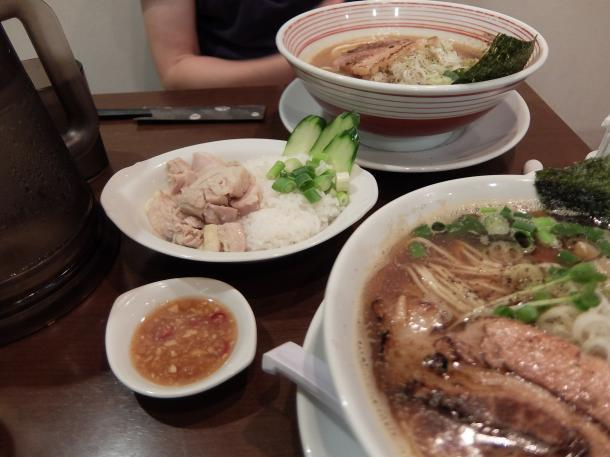シンガポールライス風とり飯