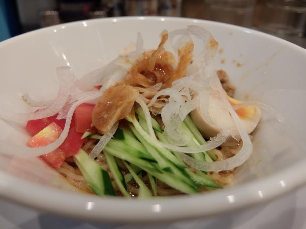 ごま味噌冷麺
