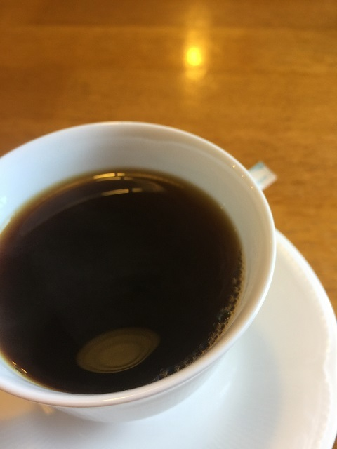 ダイニングカフェ クローバー 焙煎コーヒー