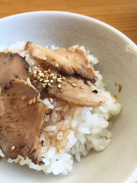 麺や 絶豚 チャーシュー丼1