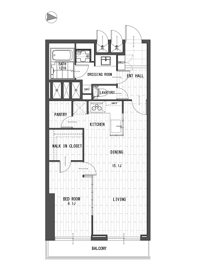 西新宿ハウス400図面