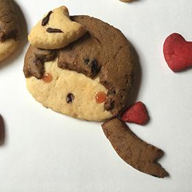 狐の使い魔クッキー②