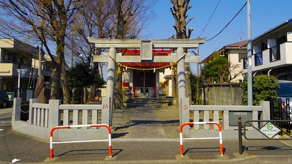 「白山宮神社」