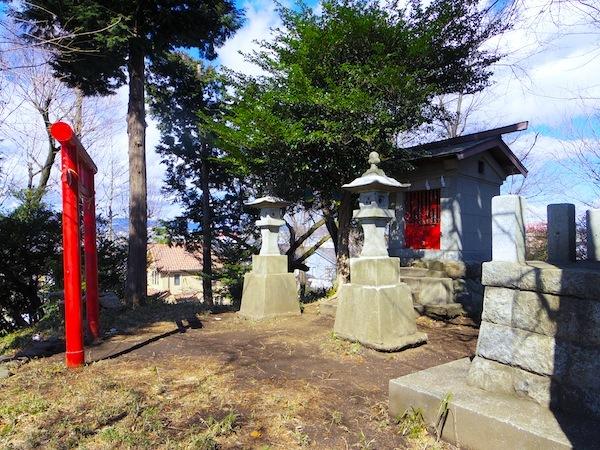「大塚古墳(王塚古墳)」―東京都指定旧跡―