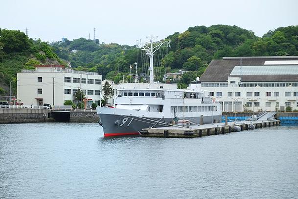 横須賀軍港巡り07