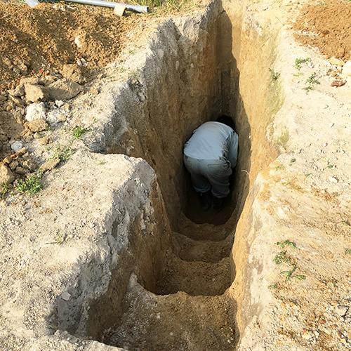 DIYで打ち抜き井戸を掘る!② ~水脈到達~③
