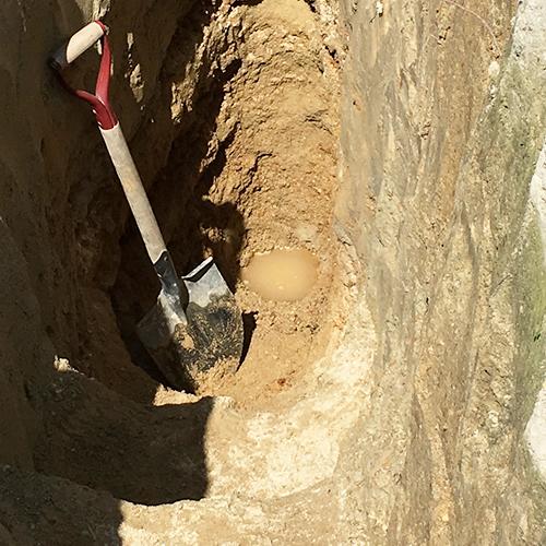 DIYで打ち抜き井戸を掘る!② ~水脈到達~⑤