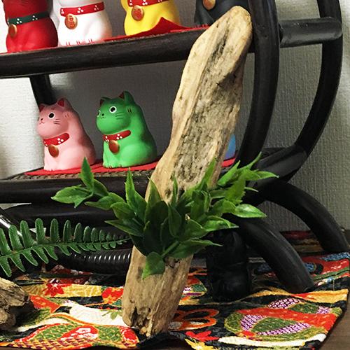 流木の飾り ~インテリア~⑥