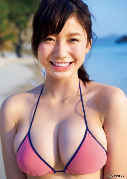 小倉優香とかいう即ハボグラビアアイドル