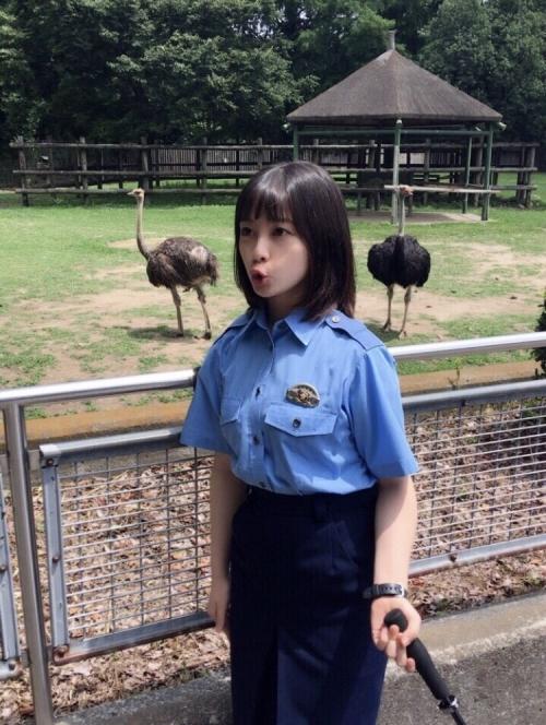 橋本環奈(17)がバキュームフェラ顔を解禁