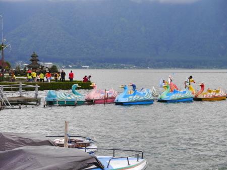芦ノ湖の雰囲気
