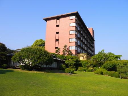 大仁ホテル外観