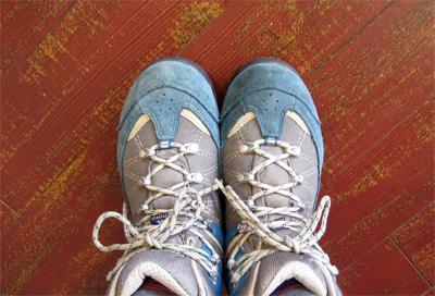 1707 登山靴