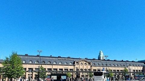 Helsinki Central 1528 (2128JST)