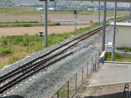 北伊予駅10