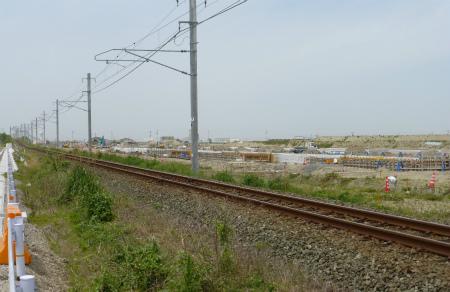 北伊予駅11